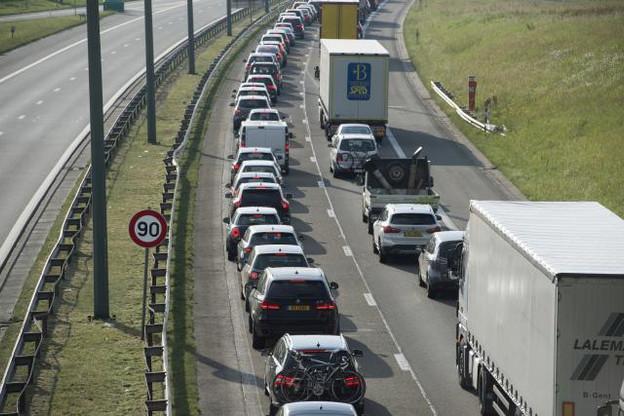 400 millions – C'est le coût estimé des problèmes de mobilité au Grand-Duché, selon le ministère des Transports. (Photo: Anthony Dehez / archives)