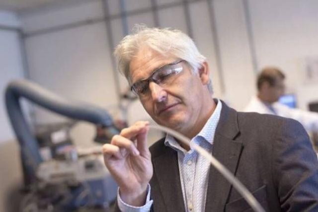 Le professeur Philippe Dubois était jusqu'ici vice-recteur en charge de la recherche à l'Université de Mons. (Photo: DR)