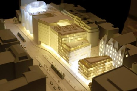 Le projet redonnera un autre visage à la place Hamilius et une partie du Boulevard Royal. (Photo: Olivier Minaire / archives)
