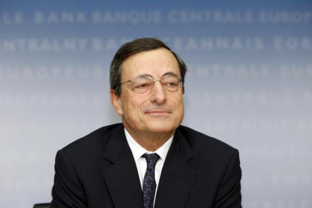 Mario Draghi a surpris l'ensemble des observateurs avec ses mesures de quantitative easing. (Photo: BCE)