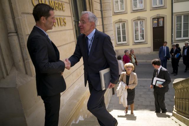 Alain Lamassoure, président de la commission taxe du Parlement européen, n'a pas eu accès à tous les documents souhaités au Luxembourg. (Photo: Christophe Olinger / archives)