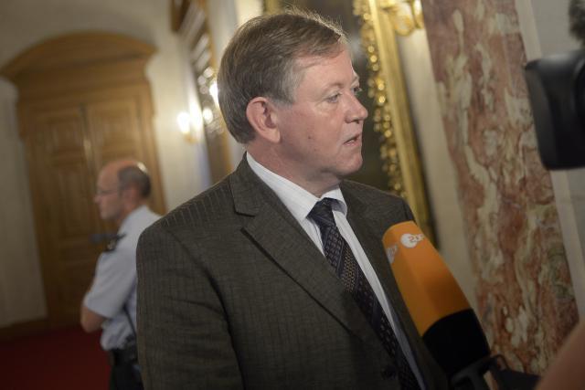 Alex Bodry estime que le référendum serait plutôt organisé en février ou mars 2018. (Photo: Christophe Olinger/archives)