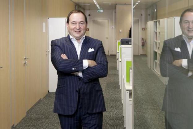 Martin Heyse compte plus de 20 ans d'expérience sur le marché de l'immobilier au Luxembourg.  (Photo: Blitz / archives)