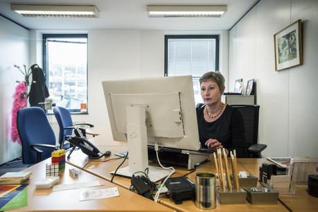 Arrivée chez EFA il y a bientôt dix ans avec la mission de gérer les RH d'EFA France, Nathalie Bourdeau succède à l'ancien DRH Emile Lutgen. (Photo: Mike Zenari)