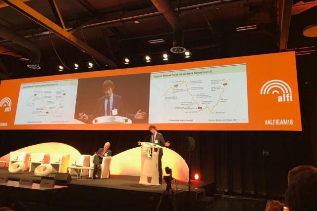 La conférence de l'Alfi sur l'asset management européen s'est ouverte ce matin à Luxexpo The Box. (Photo: Alfi)