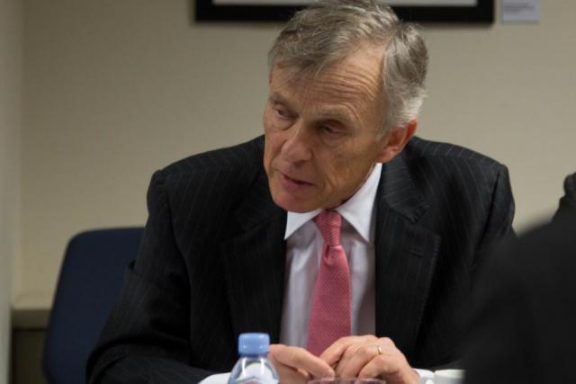 David McKean devient le 22e ambassadeur américain au Luxembourg en succédant à Robert Mandell. (Photo: The German Marshall Fund of the United States)