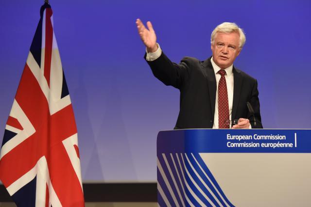 David Davis ne devra plus se rendre à Bruxelles pour présenter la position britannique, qui était jusqu'ici restée relativement floue. (Photo: Commission européenne/Services audiovisuels)