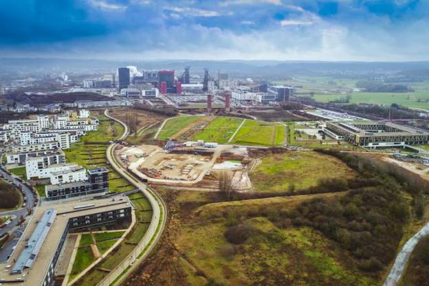 Agora prévoit que le nouveau quartier résidentiel soit accessible au public à partir du printemps2019, date à laquelle commencera la commercialisation des premiers terrains. (Photo: Agora)