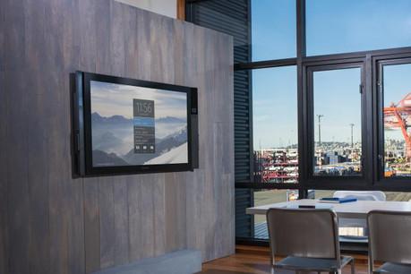Le Surface Hub de Microsoft sera commercialisé au Luxembourg par Inui Studio. (Photo: Microsoft)