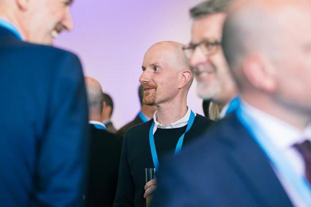 Diego De Biasio, CEO du Technoport: «Cela confirme indirectement que le travail que nous faisons au Technoport produit des résultats qui peuvent être montrés à l'échelle mondiale.» (Photo: Sébastien Goossens / archives)
