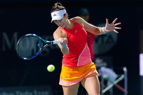 Garbine Muguruza, ancienne numéro 1 mondiale, sera présente au Luxembourg Open. (Photo: Shutterstock)