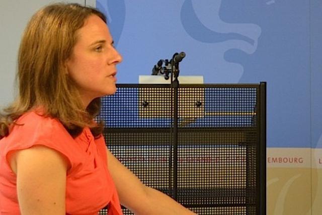 La ministre Corinne Cahen s'était refusée à faire la chasse aux fonctionnaires CSV à son arrivée au ministère. (Photo: MFAMIGR)