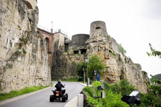 Les casemates de Luxembourg ont contribué à la croissance de l'activité de tourisme au Grand-Duché. (Photo: David Laurent / archives)