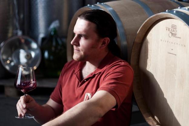 Cédric Meyer et son vin Il Borraccio peut compter sur les clients luxembourgeois qui le soutiennent. (Photo: D.R.)