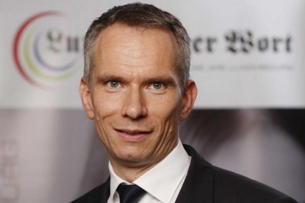Jean-Lou Siweck est rédacteur en chef du Luxemburger Wort depuis novembre 2013. Il le sera officiellement jusqu'au 30 septembre. (Photo: Luxemburger Wort)