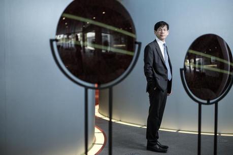 Benjamin Lam, partner – EMEA real estate fund leader au sein du réseau Deloitte. (Photo: Julien Becker )