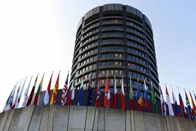 Face aux probabilités d'une nouvelle crise financière liée à la dette, la BRI préconise une hausse progressive des taux directeurs des banques centrales. (Photo: Banque des règlements internationaux)