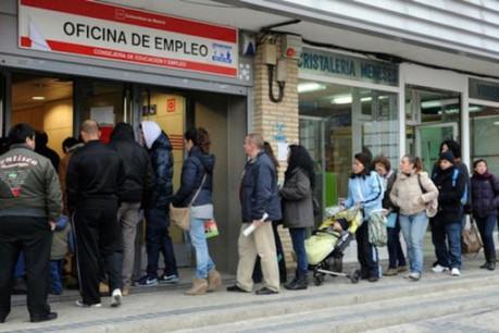 Derrière la Grèce, c'est l'Espagne qui affichait en octobre le taux de chômage le plus élevé de l'Union européenne, avec 24,0%. (Photo: DR)