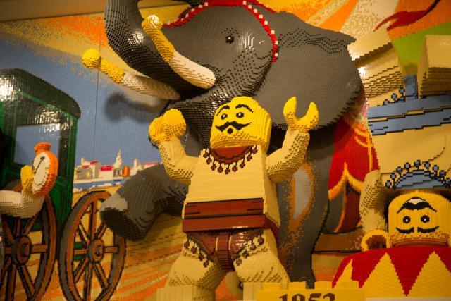 «Seul le meilleur est assez bon»: une fois de plus, Lego reste fidèle à sa devise.  (Photo: Licence CC)
