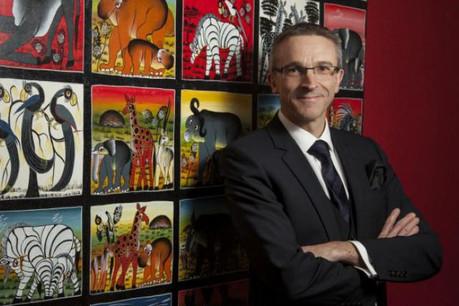 Olivier Noblot: «Trouver l'équilibre entre un système opérant efficace et un capital humain fort.» (Photo: Julien Becker)