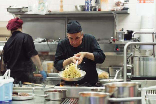 La cuisine, un lieu qui manque cruellement de candidats, selon les statistiques de l'Adem. (Photo: SG9LU / archives)