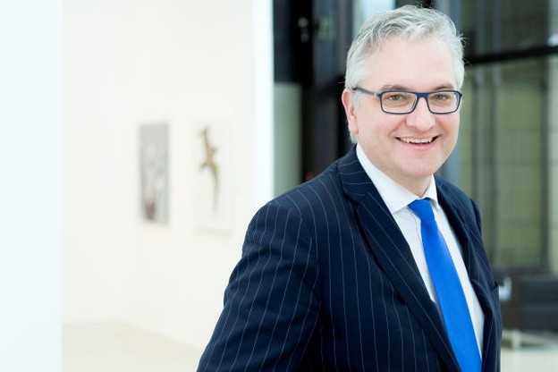 Yves Kuhn, chief investment officer de la Bil. (Photo: BIL)
