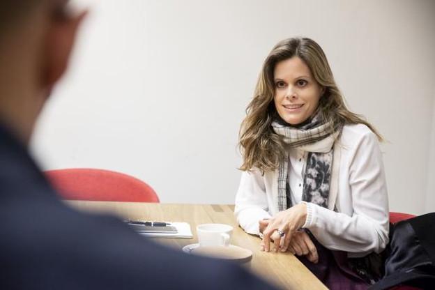 «La participation à un board est intellectuellement très stimulante», indique Aude Lemogne, membre de l'ILA. (Photo: Maison Moderne)