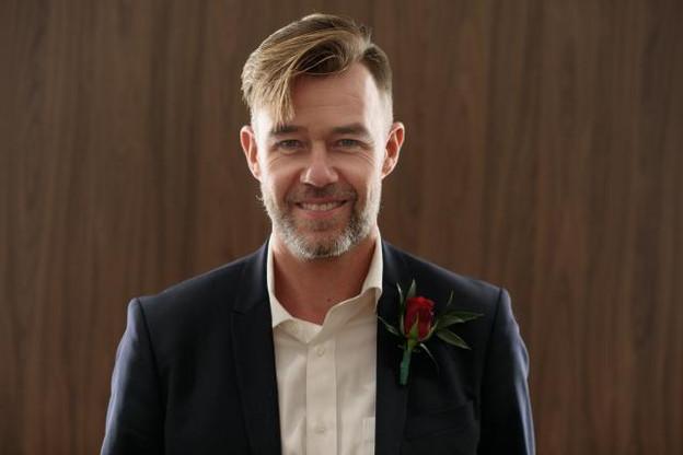 Nouveau chef – À 46 ans, Franz Fayot, avocat de formation, a été élu à la tête du LSAP avec 88% des voix. (Photo: Matic Zorman)