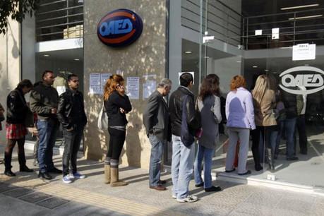 C'est encore et toujours en Grèce que le chômage demeure le plus élevé dans l'Union européenne. (Photo: DR)