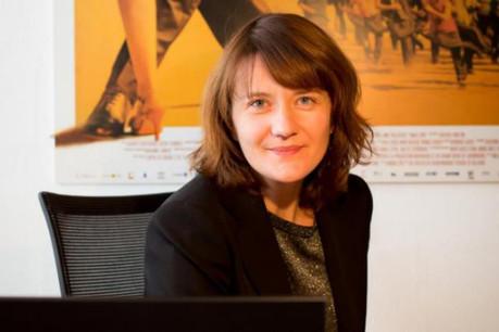 Aurore Schneidesch: «Il existe peu d'outils véritablement adaptés aux PME, a fortiori pour un secteur tel que le nôtre.» (Photo: Jessica Theis)