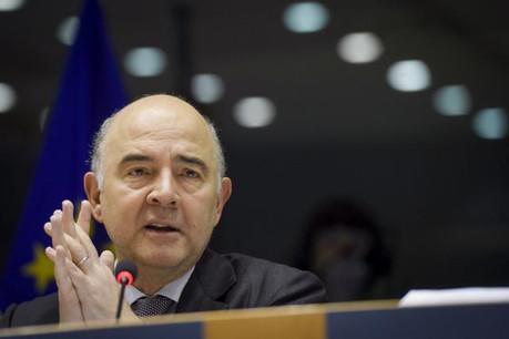 Le projet du commissaire européen Pierre Moscovici ne suscite pas un enthousiasme débordant. (Photo: European Union 2017/EP)