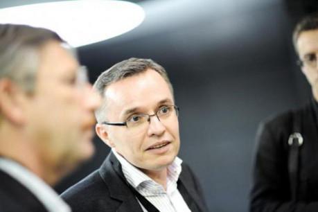 Luc Biever, directeur général de TNS-ILReS « Les Européens sont plus prudents quant à la protection de leurs données. » (Photo: archives paperJam)