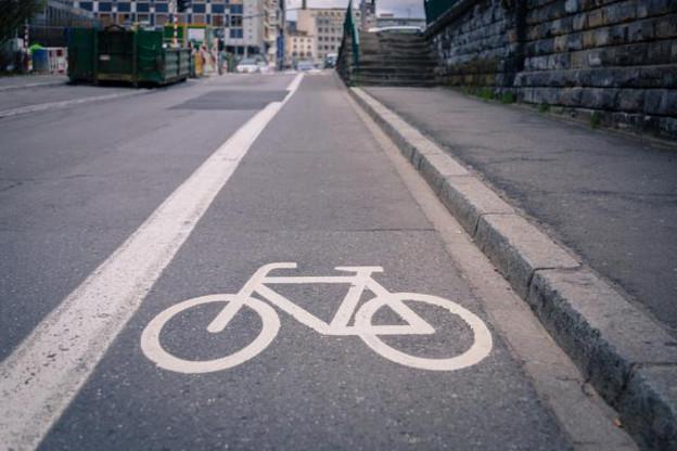 Dans les rues de la capitale, les déplacements à pied représentent 36% des déplacements, contre 4% pour le vélo. (Photo: Maison Moderne)