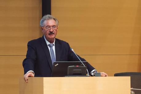 Jean Asselborn plaide pour la mise en place de quotas par pays. (Photo: Sébastien Goossens / archives)