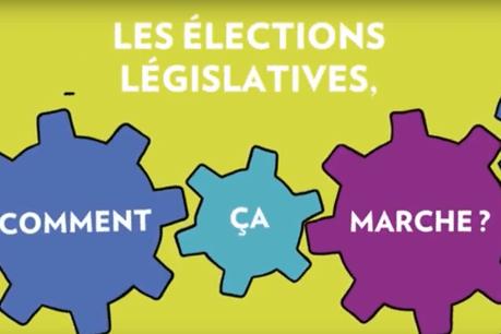 À deux jours du scrutin, le gouvernement a également réalisé plusieurs vidéos explicatives sur le fonctionnement des élections. (Photo: capture d'écran)