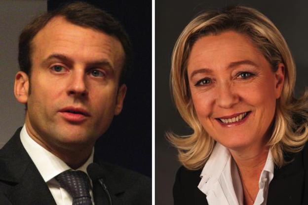Marine Le Pen n'avait pas hésité à insinuer, lors du débat de l'entre-deux tours, qu'Emmanuel Macron cachait un compte offshore. Une fausse information de nature à biaiser l'issue du vote. (Photo: Licence CC)