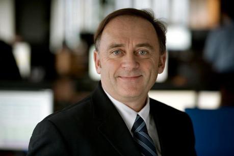 François Millet, Responsable du Développement Produits ETF et Gestion Indicielle, Lyxor ETF. Crédit photo: Lyxor ETF
