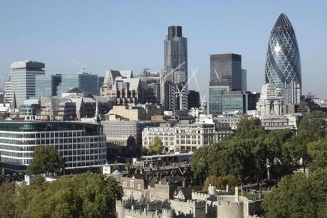 La City pourrait perdre des plumes au profit d'autres Places européennes. (Photo: Licence C.C.)