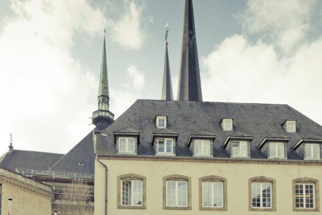 Même si les fabriques d'église sont supprimées, l'Église ne perd rien, assure la majorité gouvernementale. (photo: Jessica Theis / archives)