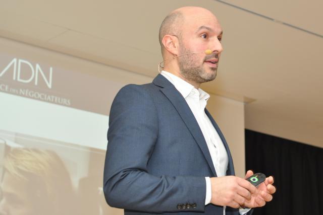 Marwan Mery a fait de l'observation des émotions une spécialité, son métier. (Photo: POG)