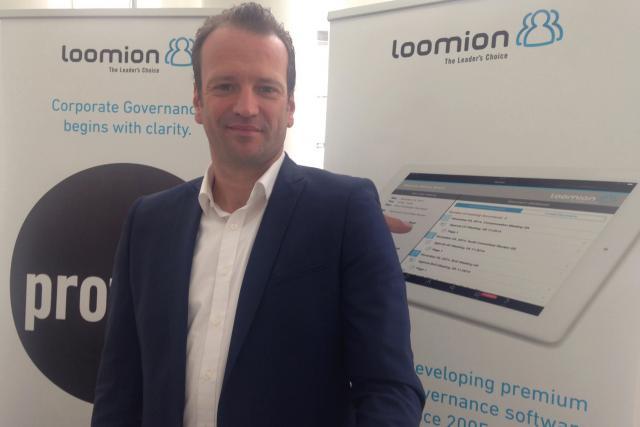 Markus Bosch, COO et cofondateur de Loomion. (Photo: DR)