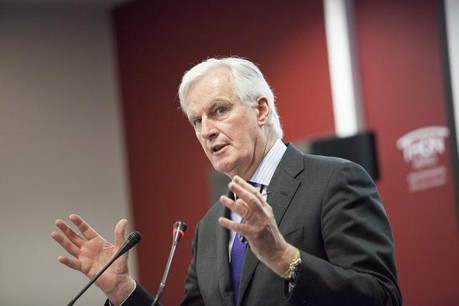Michel Barnier veut une solution viable pour la frontière irlandaise d'ici à fin mars 2019.  (Photo: Licence C.C.)