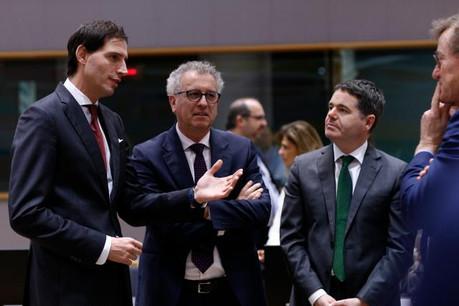 Pierre Gramegna a défendu la position du Luxembourg sur la taxation de l'économie numérique lors de l'Écofin. (Photo: Shutterstock)