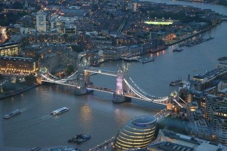 Fin 2017, Londres recensait 1.867 offres d'emploi dans les fonds, contre 339 à Paris et 278 au Luxembourg. Un niveau deux fois inférieur à celui enregistré en juin 2016 sur les bords de la Tamise. (Photo: Licence C.C.)
