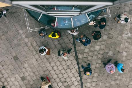 Selon les chiffres d'Eurostat, moins de 1% des jeunes travailleurs se sont établis dans un autre État membre de l'UE pour obtenir leur emploi actuel. (Photo: Maison moderne / archives)