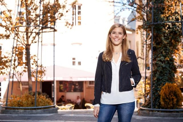 Elisabeth Margue aimerait que le CSV fasse plus de place aux jeunes. (Photo: CSV)