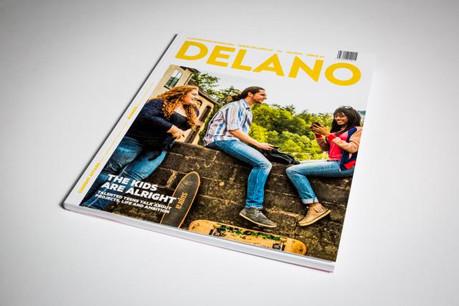 Delano est parti à la rencontre des jeunes ce mois-ci. (Photo: Maison Moderne)