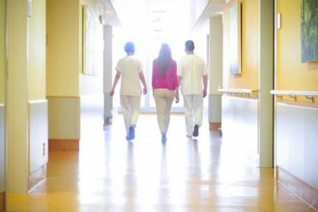 L'étude 2011 de Deloitte souligne les perspectives de la santé en ligne. (Photo: David Laurent/Wide/archives)