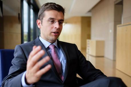 Damien Petit, senior investment advisor à la Banque de Luxembourg. (Photo: Banque de Luxembourg)