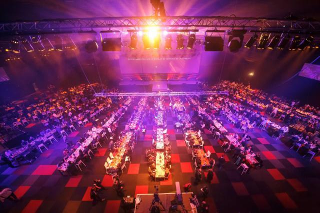 Les Media Awards ont lieu ce jeudi soir.  (Photo: Maison moderne / archives)
